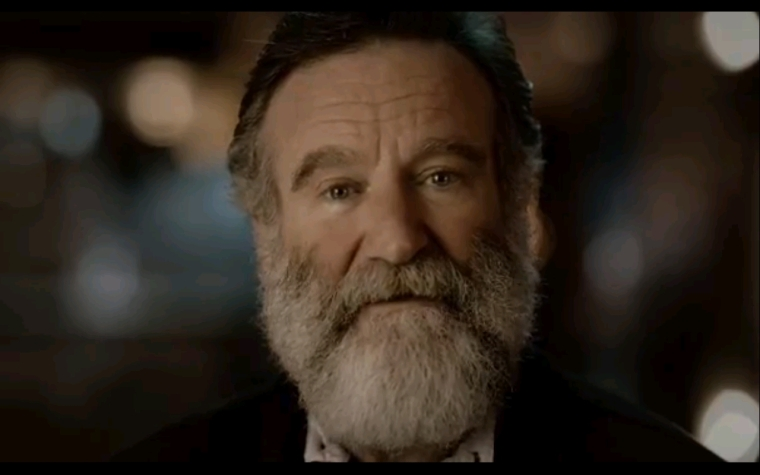 robin williams vecchio
