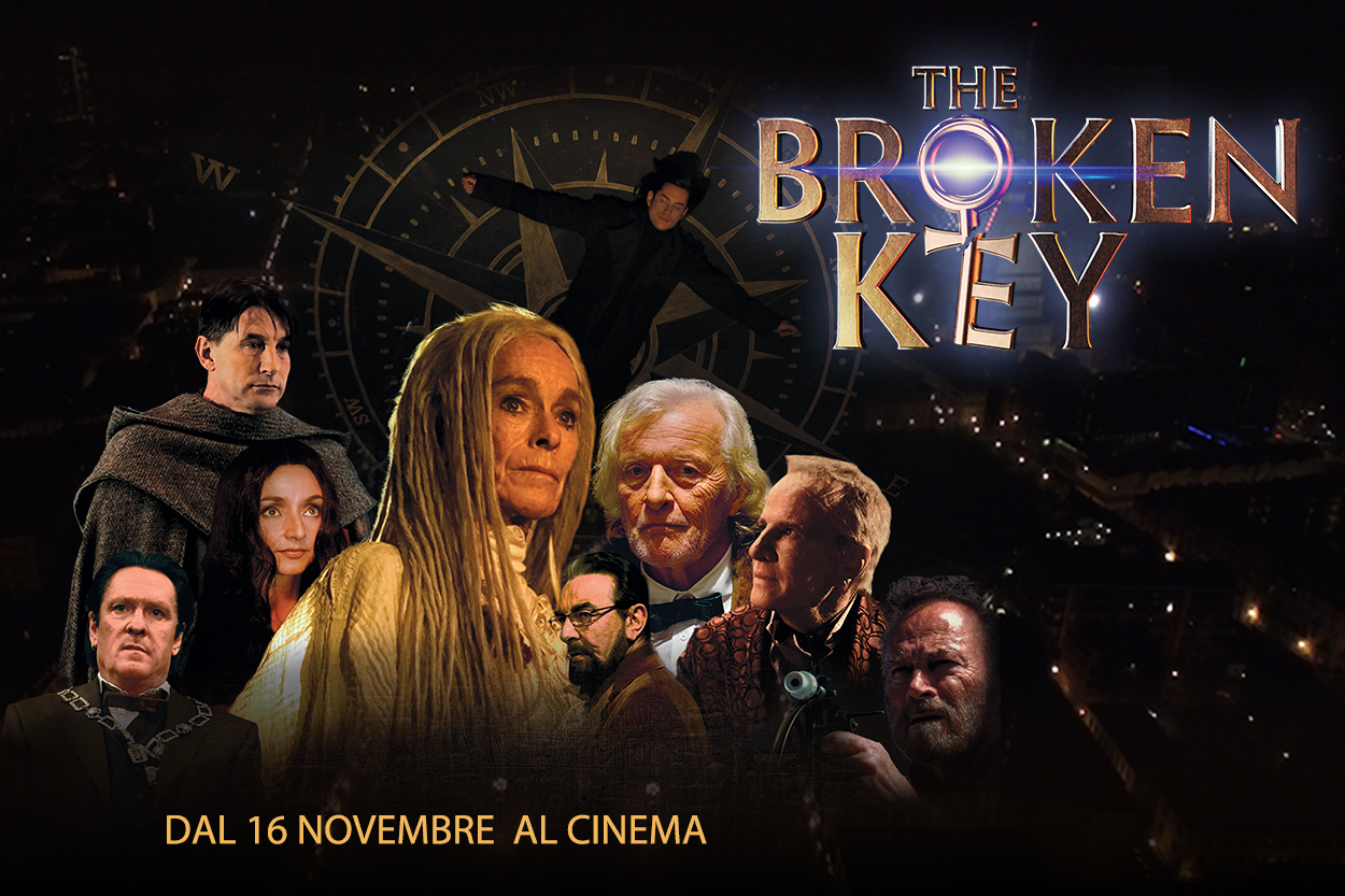 the broken key2